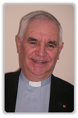Revd Bryan Coates