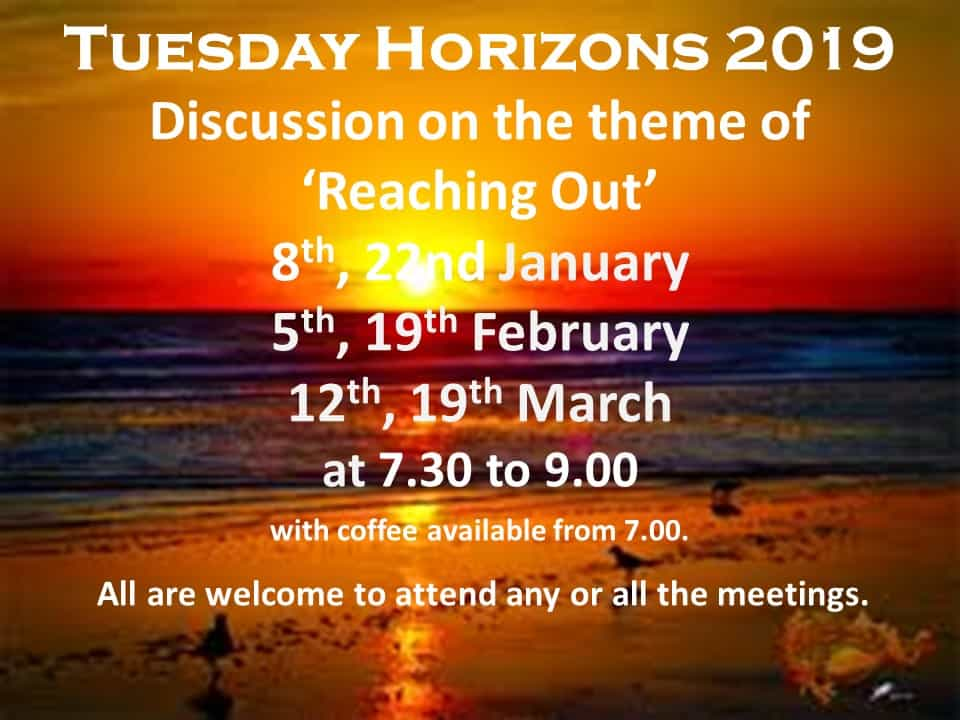Tuesday Horizons at Salisbury Methodist Church